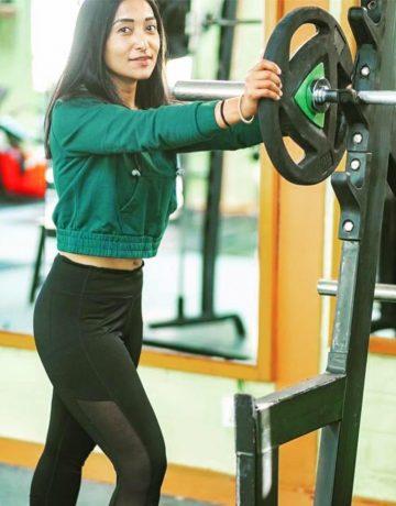 Aditi Gurung - Best Fitness Trainer